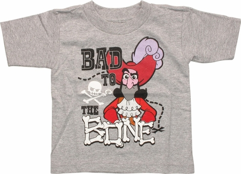 Jake and Never Land Pirates Bad Toddler T-Shirt
