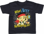 Jake and the Never Land Pirates Arrr Looking Toddler T Shirt
