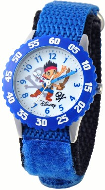 Jake Never Land Pirates Kids Time Teach Blue Watch