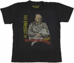 James Bond Blofeld T-Shirt Sheer