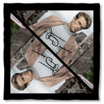 James Dean Colorful Walk Bandana