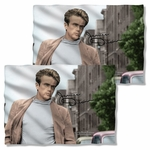 James Dean Colorful Walk FB Pillow Case