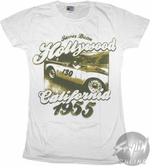 James Dean Hollywood Baby Tee