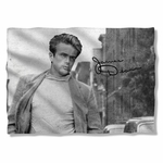 James Dean Walk Pillow Case