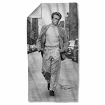 James Dean Walk Towel