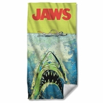 Jaws Attack Towel