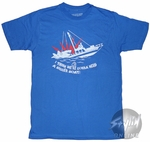 Jaws Bigger Boat T-Shirt Sheer
