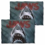 Jaws Shark FB Pillow Case