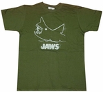 Jaws T-Shirt Sheer