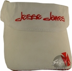 Jesse James Name Visor