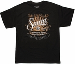 Jim Beam Sauza Tequila Gold T Shirt