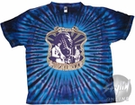Jimi Hendrix Collage Tye Dye T-Shirt