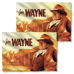 John Wayne Old West FB Pillow Case