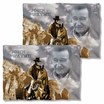 John Wayne Ride Em Cowboy FB Pillow Case