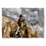 John Wayne Ride Em Cowboy Pillow Case