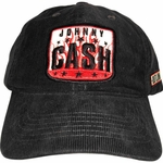 Johnny Cash Corduroy Hat
