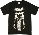 Johnny the Homicidal Maniac Knives T Shirt