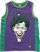 Joker Face Basketball Jersey