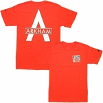 Joker Name Tag Arkham Asylum T Shirt