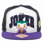 Joker Pop Heroes Name Hat