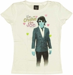 Jonas Brothers Crushin Joe Youth T-Shirt