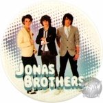 Jonas Brothers Group Button