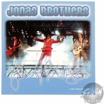 Jonas Brothers Live Blue Sticker