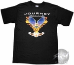 Journey Revelation Black T-Shirt
