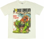 Judge Dredd Boss T Shirt