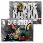 Judge Dredd Last Words FB Pillow Case