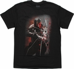Judge Dredd Underbelly Cover Art T Shirt