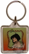 Jungle Book Square Keychain