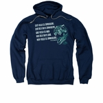 Jurassic Park Malcolm Quote Pullover Hoodie