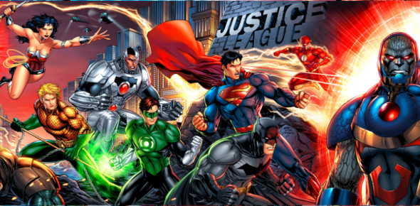 Featured Justice League