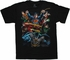 Justice League 6 Heroes T Shirt
