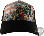 Justice League Group Hat