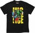 Justice League Group Name Splatter T Shirt