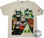 Justice League Kingdom Come Group T-Shirt