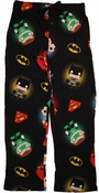 Justice League POP Heroes Pajama Pants