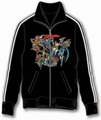 Justice League Track Jacket