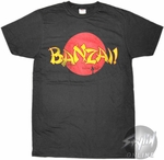 Karate Kid Banzai T-Shirt Sheer