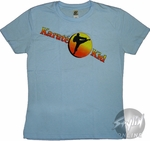 Karate Kid Name Kick Baby Tee