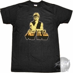 Karate Kid Sweep the Leg T-Shirt Sheer