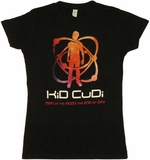 Kid Cudi Man Moon Baby Tee
