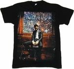 Kid Cudi Man on the Moon II T Shirt Sheer