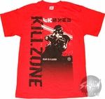 Killzone Fear Leash T-Shirt
