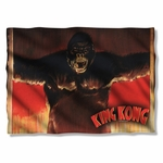 King Kong at the Gates Pillow Case