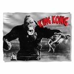 King Kong Kong and Ann Pillow Case