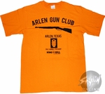King of the Hill Gun Club T-Shirt