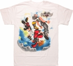 Kingdom Hearts Dream Drop Distance T Shirt